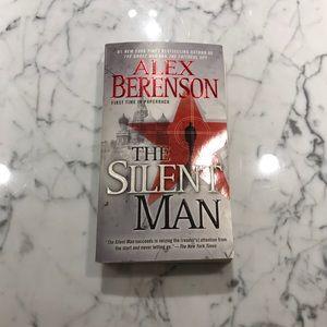 The Silent Man Book